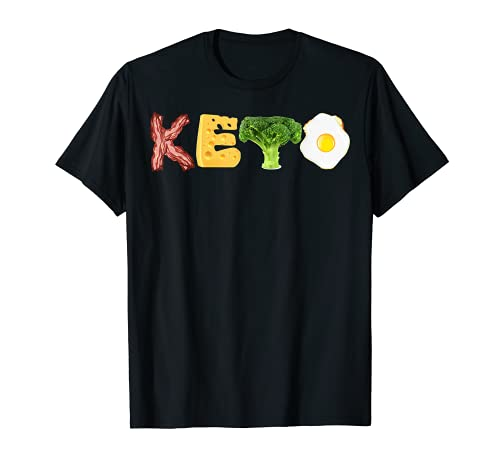 Keto Shirt | Cool Funny Low Carb High Fat Diet Tee Gift