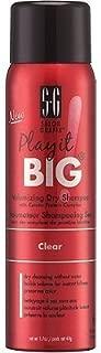 Salon Grafix Play It Big Dry Shampoo CLEAR 1.7 oz