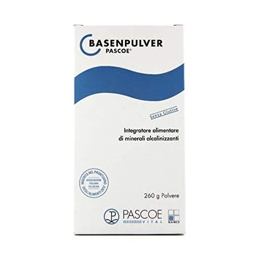 Named Basenpulver Pascoe Integratore Alimentare Polvere 260 g