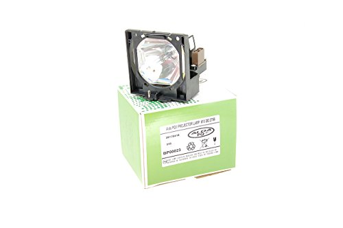Alda PQ-Premium, Lampada proiettore per SANYO PLC-XP18 Proiettori, lampada con modulo