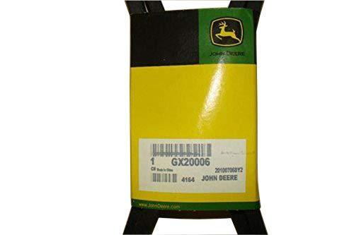 John Deere 100 Series Transmission Drive Belt GX20006 Fits 115 L120 155C D130 + (Free Two e-Books)
