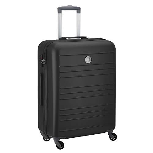 Delsey Carlit luggage Trolley 4R 66 black