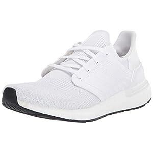 adidas Men's Ultraboost 20 Running Shoe, ftwr White/grey/core Black, 10 M US