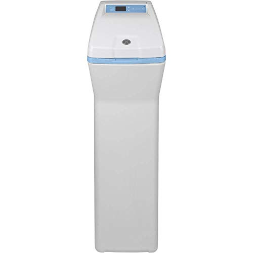 GE Appliances SMART 40,000 Grain, GXSHC40N Water Softener, Gray