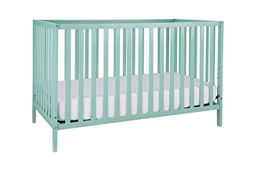 Union 2-in-1 Convertible Crib in Lagoon, Greenguard Gold Certified