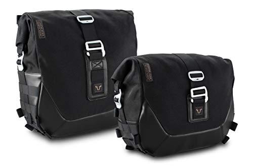 SW-MOTECH Legend Gear Seitentaschen-System - Black Edition Honda CMX500 Rebel (16-)