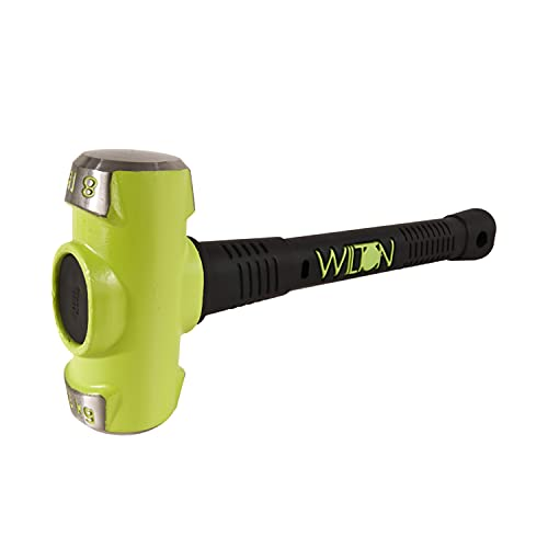 Wilton 20816 B.A.S.H Sledge Hammer, 8 Lb Head, 16
