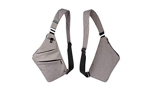 Shyonda Sling Cross Body Bag Triangle Camera Case for DSLR Sony Canon Rebel Powershot Nikon Coolpix Kodah Olympus Pentax Sony with Tripod Holder