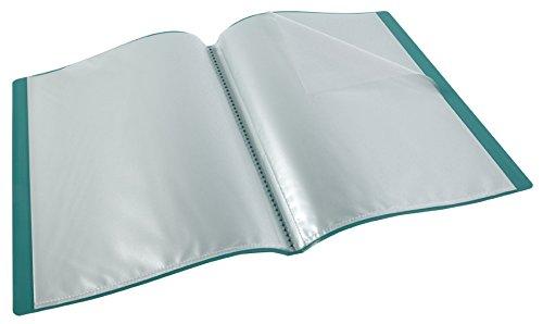 Viquel Encuadernación 20fundas A4(polipropileno), color verde