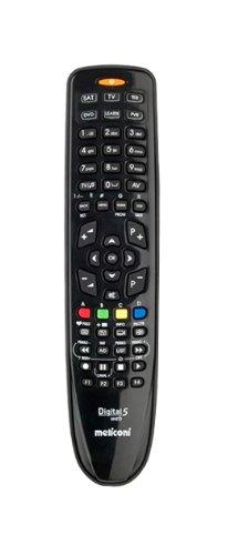 Meliconi - Digital 5 Web - télécommande universelle de remplacement jusqu'à 5 appareils