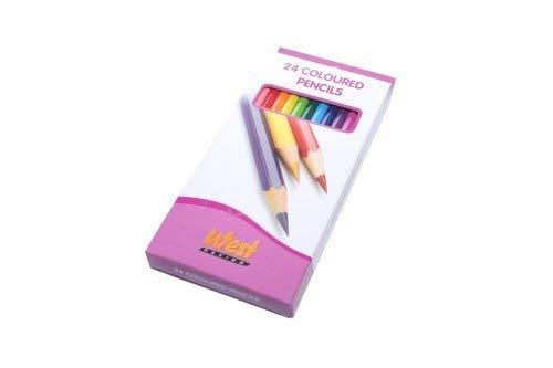 Crayon Aquarelle West (Paquet de 24)
