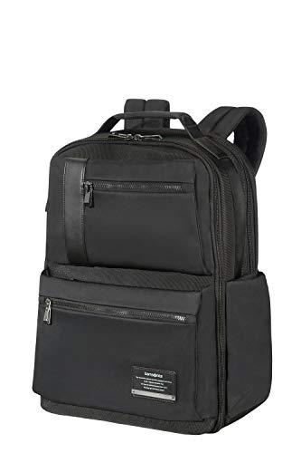 Samsonite OpenRoad Laptop Business Backpack, Jet Black, 17.3-Inch