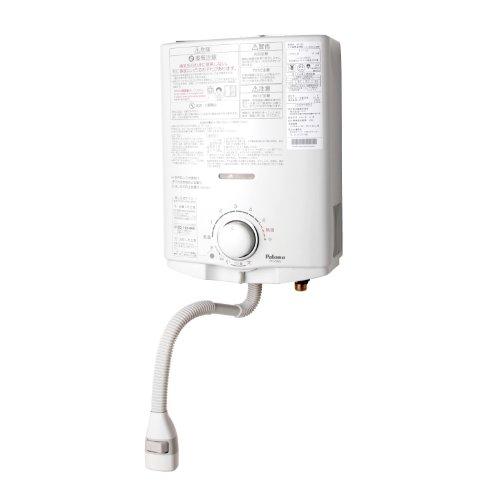 パロマ ガス給湯器 PH-5BV ガス湯沸器 プロパンガス(LP)タイプ 音声お知らせ機能付 元止式