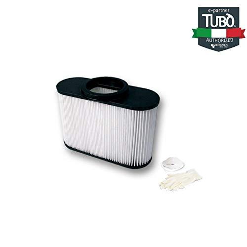 cm833q Cartouche filtre en polyester lavable pour centrale QB Q200 Tubò aertecnica original