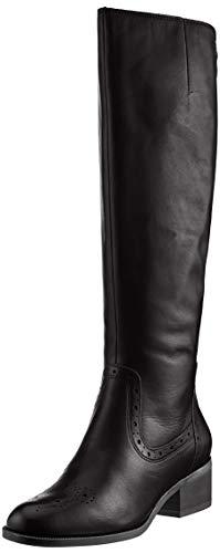 Tamaris Damen 25541-21 Hohe Stiefel, Schwarz (Black 1), 37 EU
