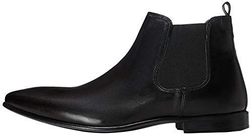 find. Albany  Herren, Chelsea Boots, Schwarz,  41 EU