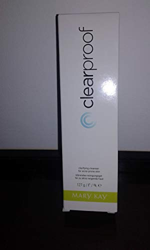 Mary Kay Clear Proof clarifying Cleanser for Acne de Prone Skin klärendes Gel Limpiador Para a acné neigende piel 127g MHD 2020/21