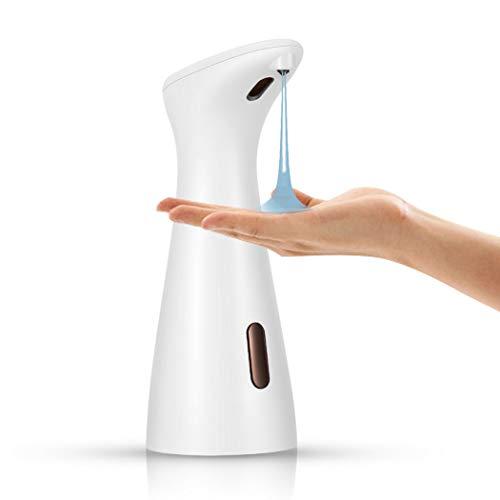 Kapmore 6.8oz Automatic Soap Dispenser Shampoo Dispenser Waterproof Infrared Sensor Dispenser