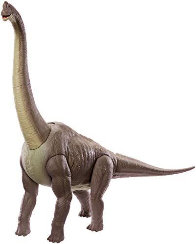 Jurassic World- Brachiosauro Dinosauro Alto Oltre 70 cm Giocattolo per Bambini 4+ Anni, GNC31