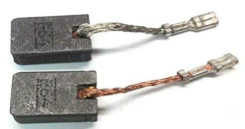 Spazzole di carbone per Bosch GWS 1000,1100,1400,10,11,14,15,125,150, PWS 9,10,13,1000,1300-125 CE,GGS 8, 28, GGS 8,28,GPO 12,14,GKS 55,160,PKS 54,66