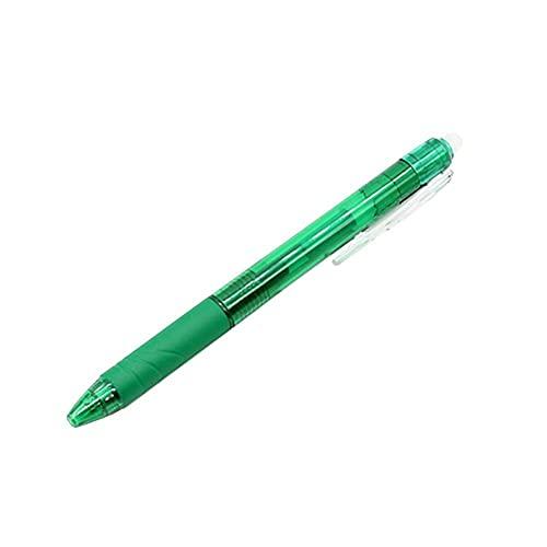 Bolígrafos de gel borrables de 0,7 mm bolígrafos de gel de prensa...