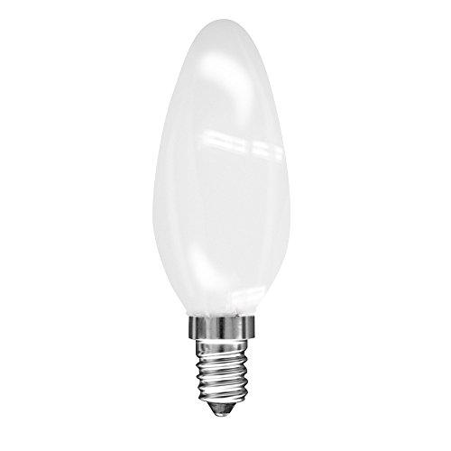 Müller-Licht LED-Filament, 2 W mit E14 Sockel, matt ML24627 [Energieklasse A++]