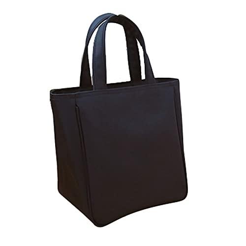 Kfhfhsdgsawcb Bolsa de Almuerzo, Bolsa de almuerzo a prueba de fugas resistente al agua, bolsa de almuerzo para mujeres, bolsa aislada para picnic al aire libre, trabajo y escuela, Tamaño: 14.5 * 20 *