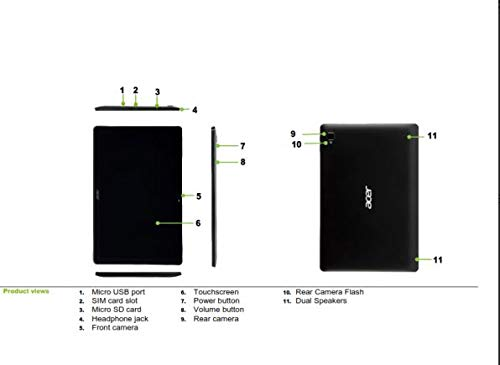 Acer One 10 T4-129L