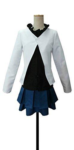 Dreamcosplay Anime Future Diary Yuno Gasai white Uniform Cosplay