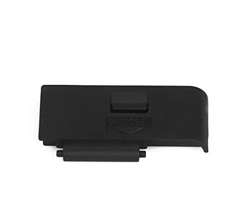 Tapa de batería compatible con Canon 550D, tapa de batería LC6405