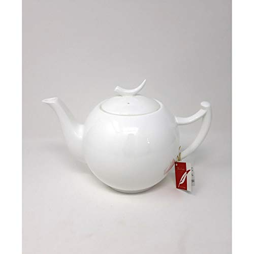TeaLogic Teekanne Epsilon 1,0l - weiß