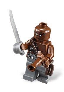 Lego Piratas del Caribe Mini Figura - Zombie con Cutlass y Flintlock