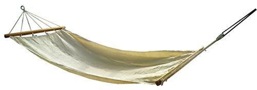 Reti Gritti - A-R2d50-JCD1 - Toile en coton pour hamac, à suspendre entre 2 arbres, beige clair