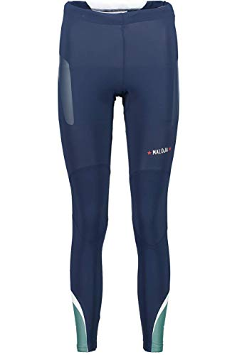 Maloja mikkelims Damen Multisport, L blau (Mountain Lake)