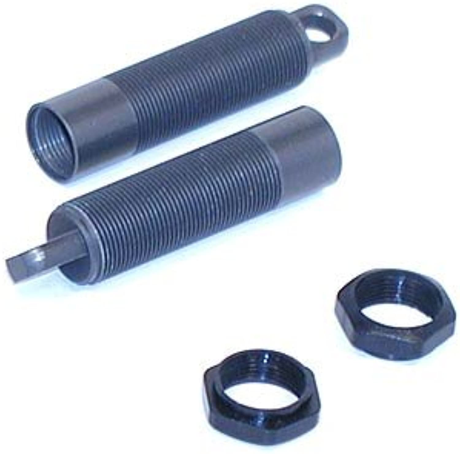 Losi .9  Threaded Shock Body Set w Adjuster Nuts (Pair)  LOSA5055