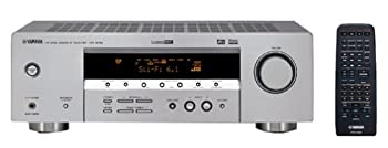 Yamaha HTR-5730SL 5.1-Channel A/V Surround Receiver  Silver   Discontinued by Manufacturer