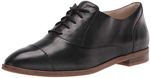 Cole Haan womens The Go-to Arden Oxford, Black Leather, 6 US