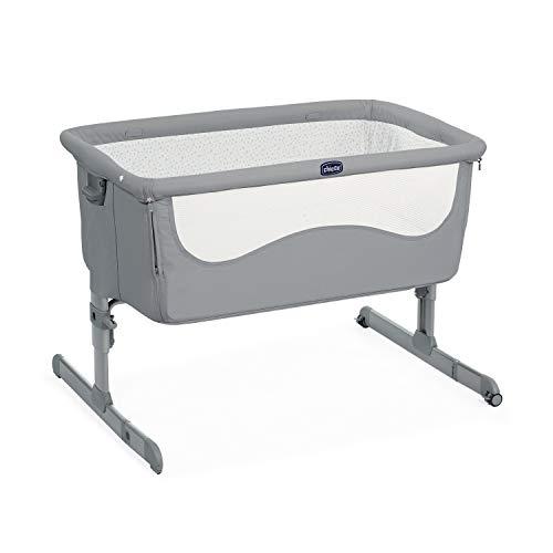 Chicco Next2Me Cuna de colecho con fácil apertura lateral, anclaje a cama...