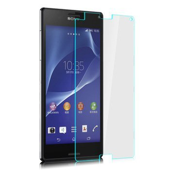 Kobert - Goods gehard glas film beschermend glas screen protector film van gehard glas 0,3 mm dun voor iPhone, Samsung, HTC, Kindle en vele andere mobiele telefoons en tablets, Sony Z3 mini