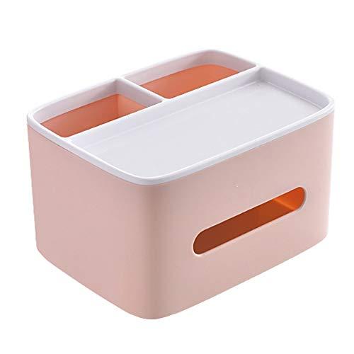 Tissues Cube Box | Tissue doos - Multifunctionele creatieve huishoudelijke papieren handdoek Storage Box Carton huis woonkamer koffietafel Simple en mooie Externe opslag eenvoudig en doelmatig Waterpr