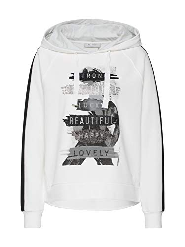 MONARI Damen Sweatshirt Offwhite (20) 44