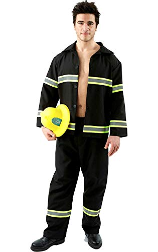 Fireman Costume - Extra Large