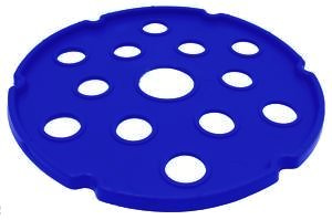 "Twin Tub Top Loader Washer Dryer LARGE 9"" Rubber Spin Mat SP56LL"
