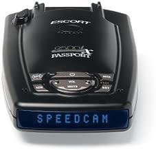 Escort Passport 9500IX Radar/Laser Detector (Black)