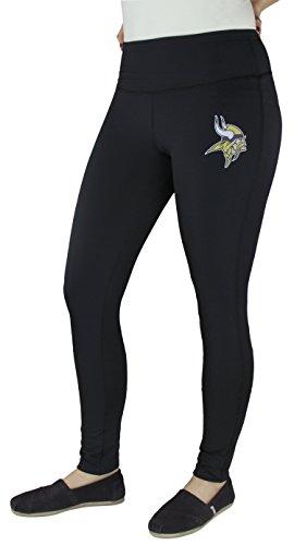 Outerstuff Minnesota Vikings NFL Juniors Women's Unbreakable Tight Leggings (XL (15/17))