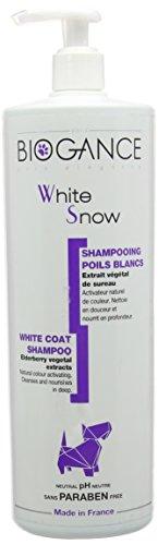 Biogance Shampooing Poil Blanc pour Chien 250 ml