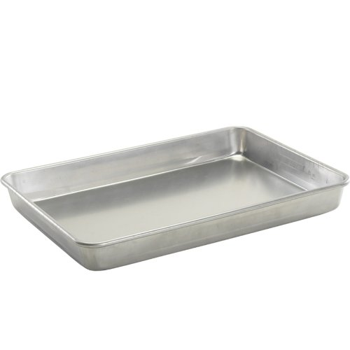 Nordic Ware High-Sided Naturals Aluminum, 1-Pack