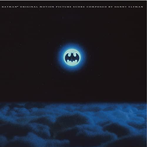 Danny Elfman - Batman Bso (Lp Turquoise) [Vinilo]