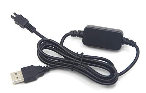 AC-L200 AC-L25A Banco de energía móvil Cable de Cargador USB para Sony...