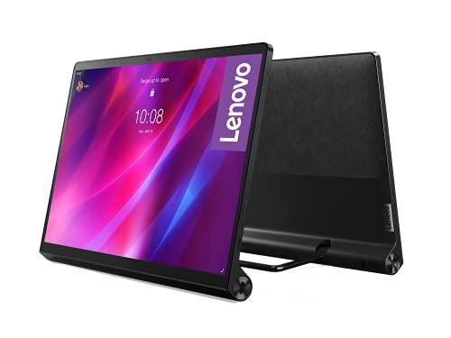 Lenovo Yoga Tab 13 33,02 cm (13 Zoll, 2160x1350, WQHD, WideView, Touch) Tablet-PC (Qualcomm Snapdragon 870, 8GB RAM, 128GB SSD, WLAN, Android 11) schwarz